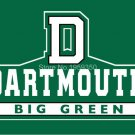 Dartmouth Big Green flag 3ftx5ft Banner 100D Polyester NCAA Flag style 1