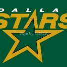 Dallas Stars Flag 3FT x5 FT 150X90CM Banner 100D Polyester NHL flag style 1