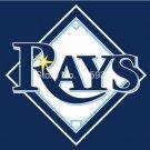 MLB Tampa Bay Devil Rays Flag 3x5 FT 150X90CM Banner 100D Polyester flag
