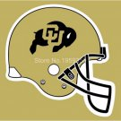 Colorado Buffaloes Helmet Flag 3ftx5ft Banner 100D Polyester NCAA Flag style 1