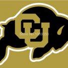 Colorado Buffaloes Helmet Flag 3ftx5ft Banner 100D Polyester NCAA Flag style 2