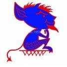 DePaul Blue Demons Flag 3ftx5ft Banner 100D Polyester NCAA Flag style 5