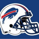 Buffalo Bills Helmet logo car flag 12x18inches double sided 100D Polyester NFL
