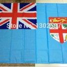 Fiji National Flag 3x5ft 150x90cm 100D Polyester
