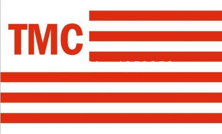 TMC 3ftx5ft Banner 100D Polyester Flag metal Grommets 90x150cm