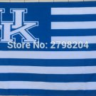 Kentucky Wildcats British flag for the nation of graduates Flag 3ft x 5ft Polyester Banner 90x150cm