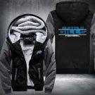 Buffalo Bills Hoodies Zip Up Super Warm Thicken Fleece Men's Coat USA plus size