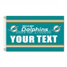 Miami Dolphins Flag Team Champions Fans Banners  3x5 FT