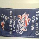 New England Patriots world champions 2001 Flag 3ft x 5ft