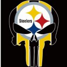 3X5FT Pittsburgh Steelers flag 100D Polyester banner metal Grommets