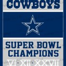 Dallas Cowboys NFL Flag hot sell goods 90x150cm Sport Outdoor Flag