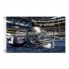 Dallas Cowboys Helmet Flag Helmet World Series 2016 Football 3ft X 5ft