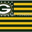 3x5ft Detroit Lions 2 Gloves 3x5 ft flag 100D Polyester flag 90x150cm