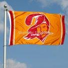 flag 3x5ft USA  Tampa Bay Buccaneers flag fans flag helmet metal hole EDITION