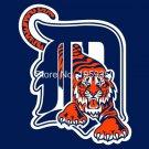 Detroit Tigers Flag 3ft x 5ft Polyester Banner Flying Custom flag 90x150cm