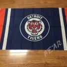 Detroit Tigers flag 3ftx5ft Banner 100D Polyester Flag metal Grommets