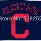 Cleveland Indians Flag 3x5 FT 100D150X90CM Banner Polyester flag 1060