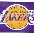 Los Angeles Lakers Flag 3x5 FT 150X90CM Banner 100D Polyester