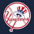 New York Yankees Flag 3ft x 5ft Polyester MLB Bannerflag 90x150cm