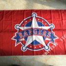 3X5FT Texas Rangers flag 3ftx5ft Banner 100D Polyester Flag