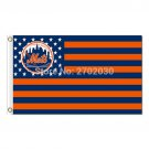New York Mets Flag World Series Champions Super Team Fan Team Banners Flags 3x5ft