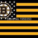 Boston Bruins Flag 3FT x5 FT 150X90CM Banner 100D Polyester  flag