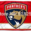 Florida Panthers New Logo Flag Polyester 150X90CM NHL 3x5FT