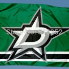 Dallas Stars Flag 3x5 FT 150X90CM Banner 100D Polyester flag 1136, free shipping