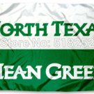 University of North Texas Mean Green Flag 3x5 FT 150X90CM