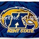 Kent State Golden Flashes KSU University Flag 150X90CM NCAA 3X5FT