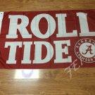 Alabama Crimson Tide roll tide flag with us stars stripes 3ftx5ft Banner