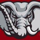 Alabama Crimson Tide Large Outdoor NCAA Flag 3X5FT Custom Flag