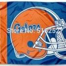 Florida Gators College Helmet Flag 3x5 FT 150X90CM NCAA Banner