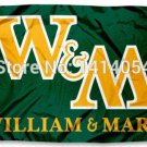College of William and Mary Tribe Flag 150X90CM NCAA 3X5FT Banner