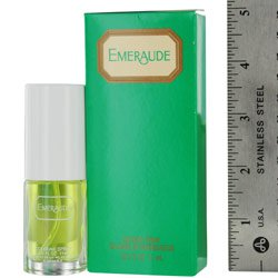 Emeraude Cologne Spray by Coty 0.37oz Mini