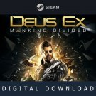 Deus Ex Mankind Divided - Steam/PC - Digital Download - Worldwide