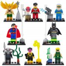 Super Hero DC Justice League Marvel Batman Minifigure Lego Mavel DC Sets Compatble