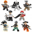 Ghost Action Biochemical Times Recon Lego Biochemical Minifigure Compatible toys