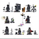 Swat Police Falcon Commandos Battle Field Soldres Lego Military Minifigures Compatible Toys