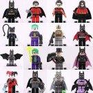 Batman Movie Robin Joker Minifigure Compatible Lego DC Universe Super Hero