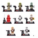 Star Wars Lego Minifigure Compatible Clone Trooper Emperor's Royal Guard