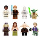 Star Wars Even Piell Leia Minifigure Lego Compatible Toy