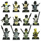 Military SWAT Ghost Commando assault Lego Minifigure Compatible Toy
