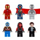 Hulk Ironman Marvel super heroes Lego Compatible Minifigures toys