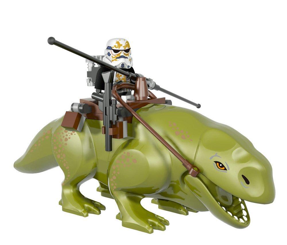 Dewback Clone Trooper Minifigures Compatible Lego Star Wars
