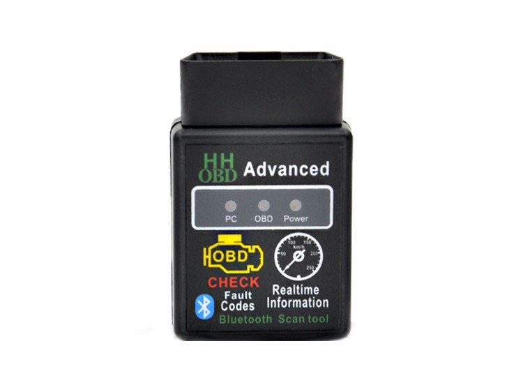 HHOBD BT Wireless Code Reader For Car Diagnose OBD2 Check Engine Android Torque