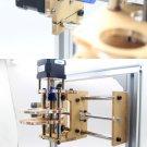 DIY CNC Engraver Machine PCB Milling Plastic Wood Carving Printer GRBL No Motors