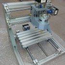 Hobby DIY CNC 1610 Mini 3 Axis CNC Router Kit PCB Milling Wood Carving Machine