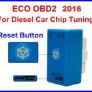 2016 NEW Reset Function EcoOBD2 Economy Chip Tuning Box Eco OBD2 For Diesel Cars