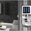 Zinc Alloy Keyless Digital Code Door Lock with Remote Control RFID Card unlock